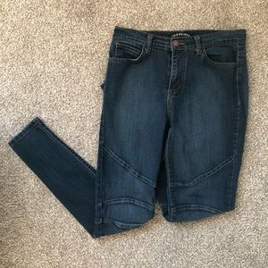 Fashion Nova off the beaten path skinny leg jeans